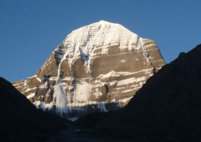 Nordseite/North Face - Kailash